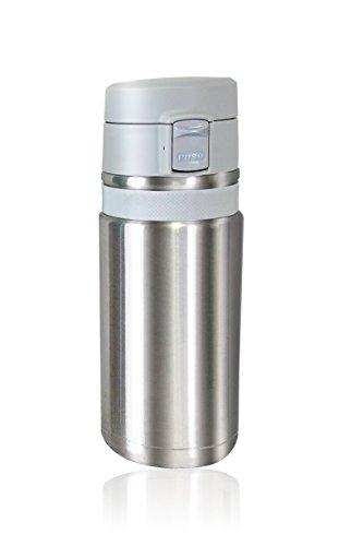 UNICO(ユニコ) ステンレスサイクルミニボトル370 グレー 5634