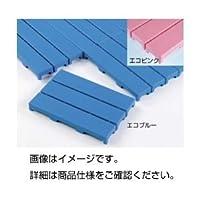 (まとめ) ブロックスノコ エコピンク(4枚組) (×3セット)