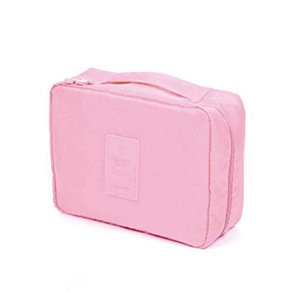 シェーバー空白メディア女性のメイクアップバッグ化粧品バッグの美しさのケースメイクアップオーガナイザートイレタリーバッグキットストレージトラベルウォッシュポーチ
