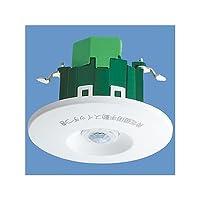 パナソニック かってにスイッチ 熱線センサ付自動スイッチ 天井取付 子器 換気扇接続端子付 換気扇連動用 換気扇100W AC100V WTK29318 配線器具 配線部材 コスモシリーズ ワイド21 機能スイッチ yz1-77412-ak [簡易パッケージ品]
