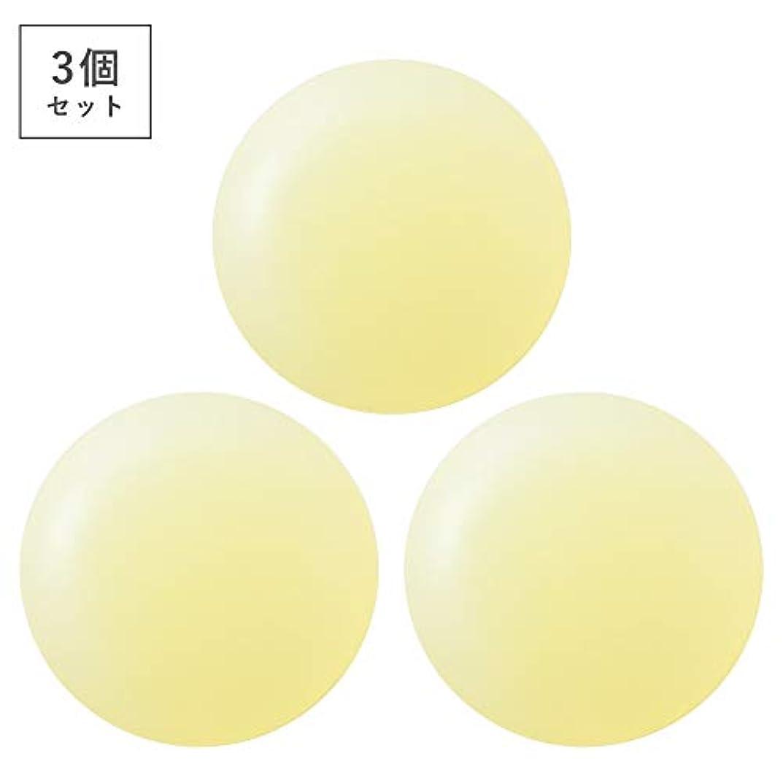 連合輝度農民【3個セット】ミョウバン柿渋石鹸(ナチュラルクリアソープ) (03個)