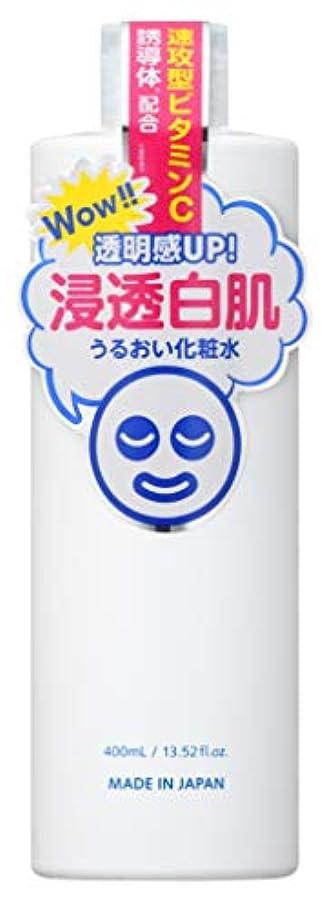 爆弾エンディング賞賛する透明白肌 ホワイトローション 400ml