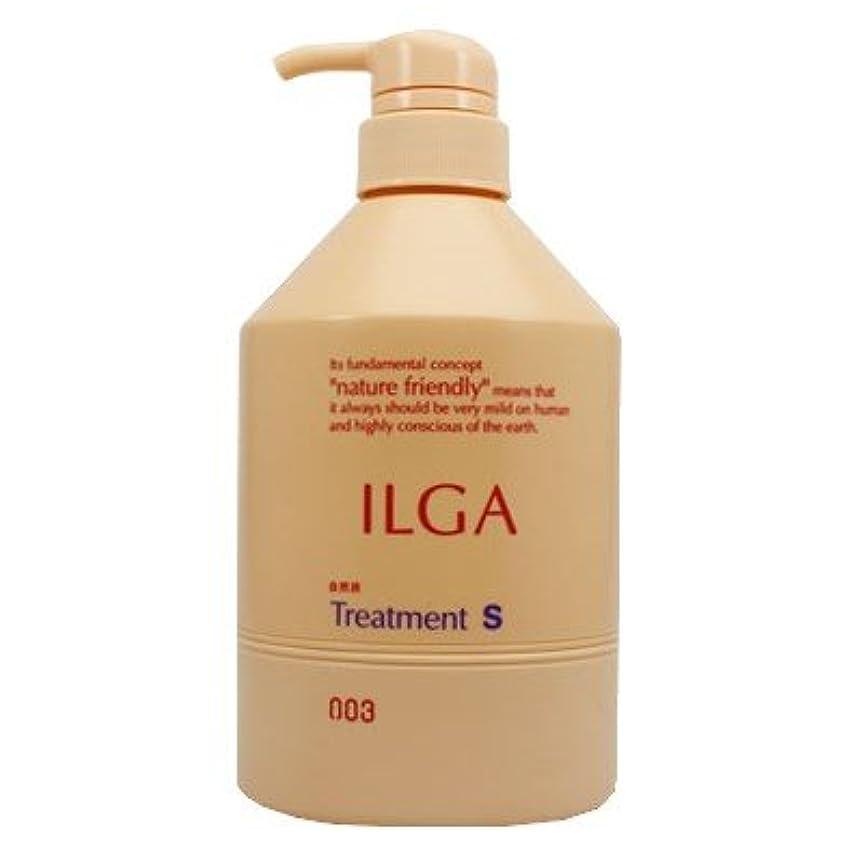 哲学的ハドルブラインドナンバースリー ILGA 薬用トリートメントS(医薬部外品) 500g