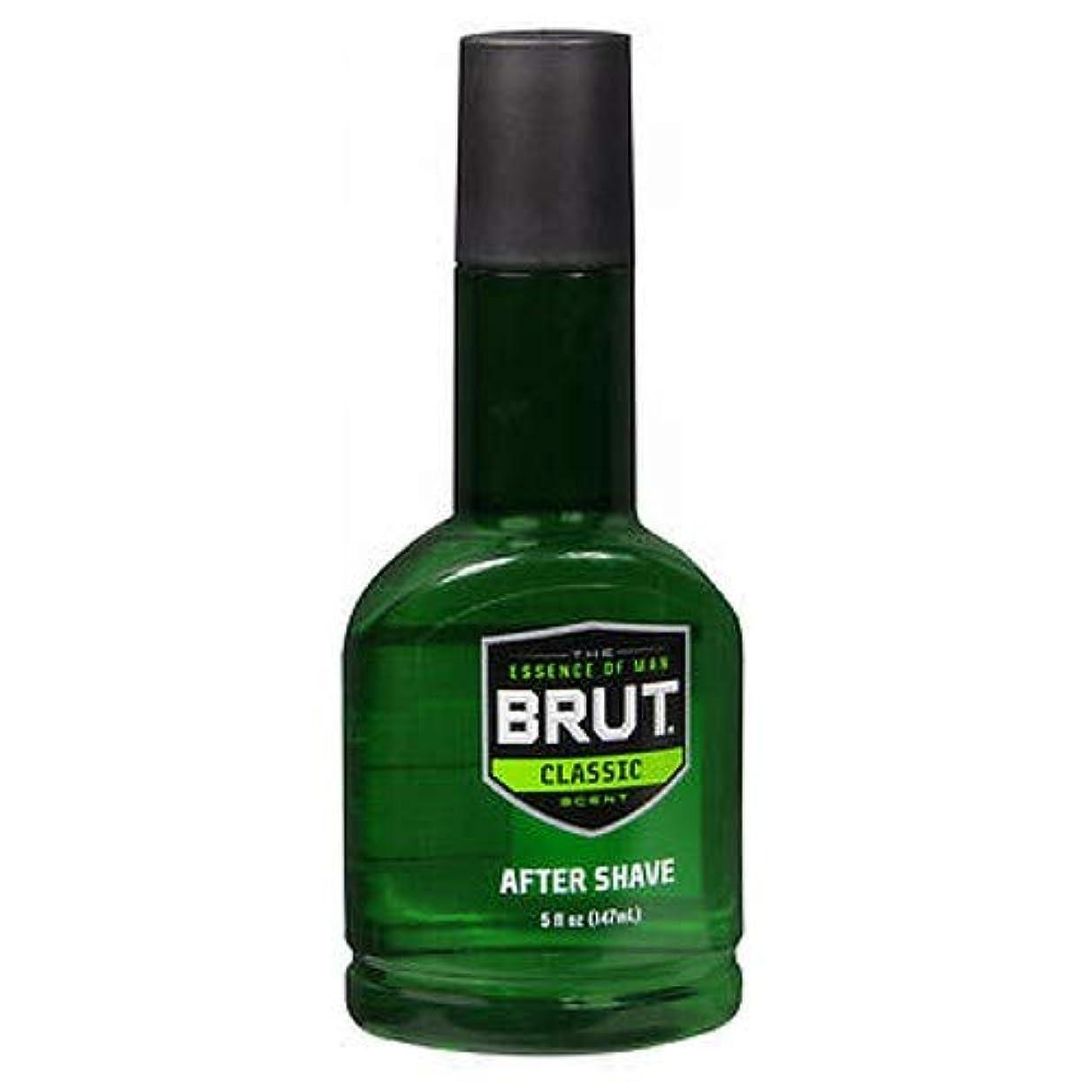もっと少なく弾丸喜び海外直送品Brut After Shave Lotion, Original Fragrance 5 oz by Brut
