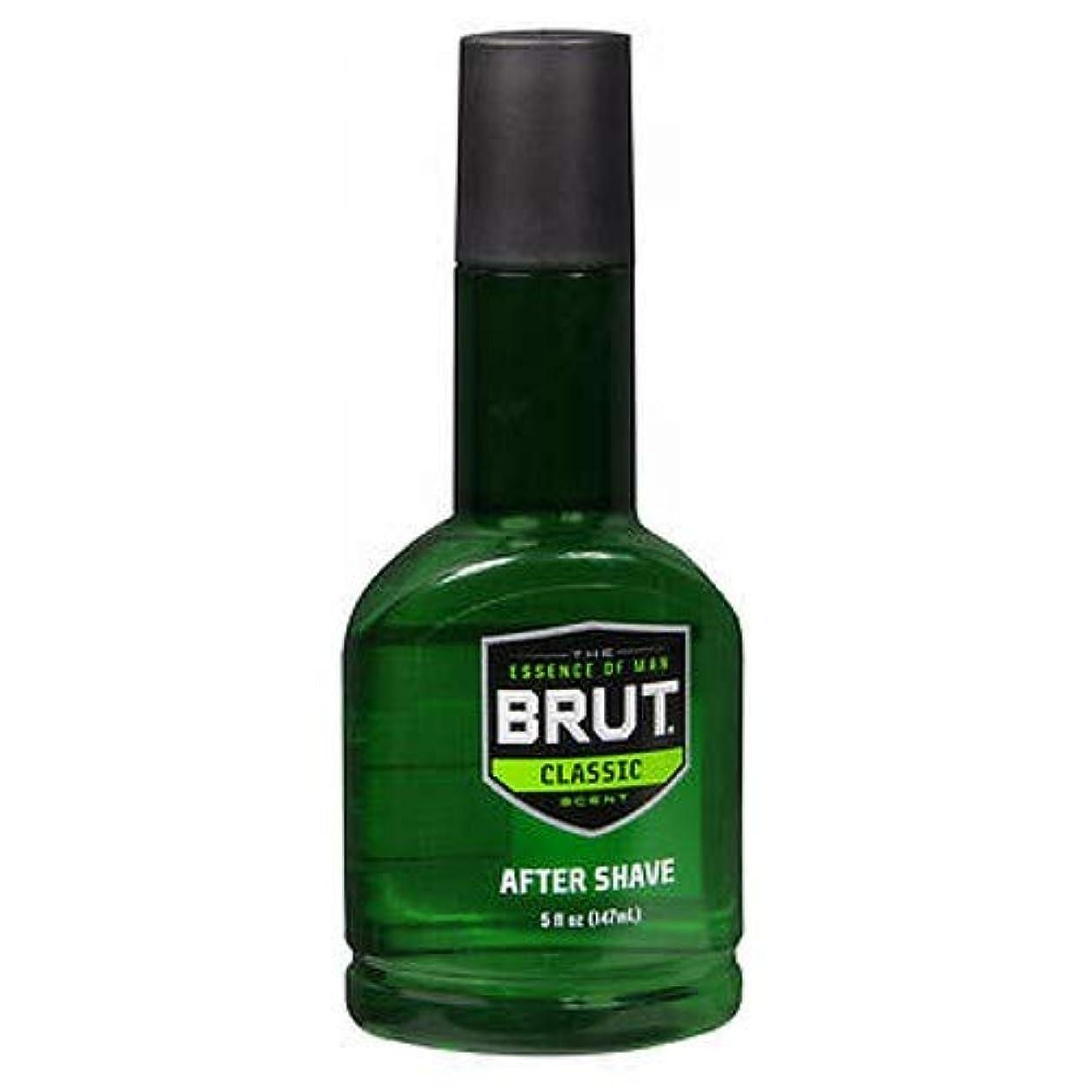 とナビゲーション路面電車海外直送品Brut After Shave Lotion, Original Fragrance 5 oz by Brut