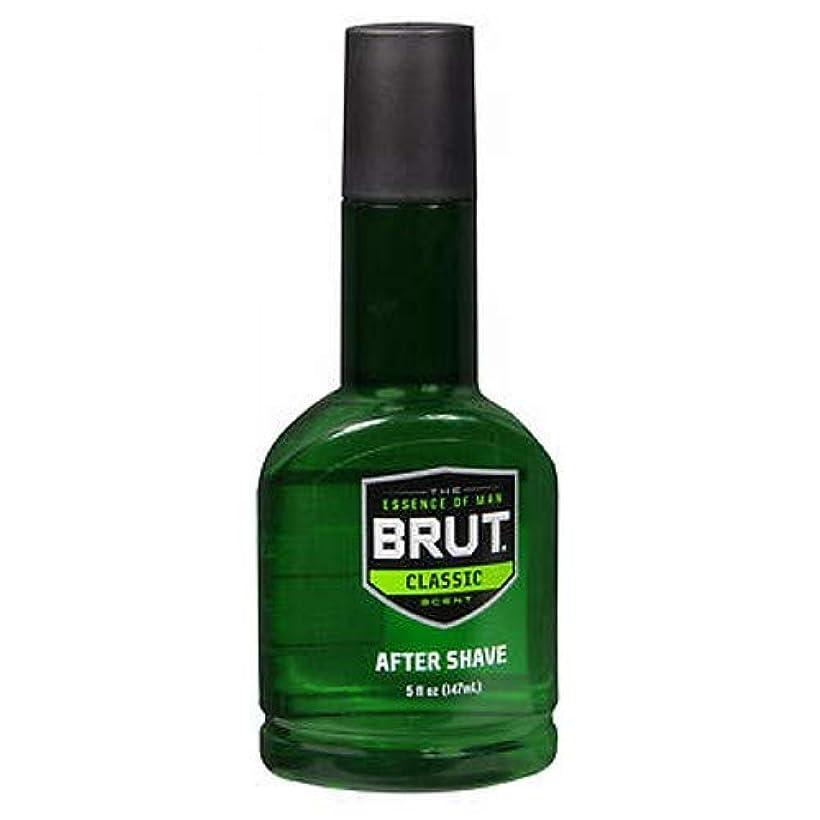 初心者忘れっぽい情熱的海外直送品Brut After Shave Lotion, Original Fragrance 5 oz by Brut