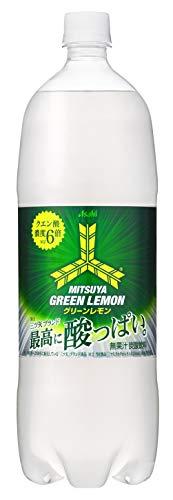 三ツ矢 グリーンレモン1500mL×8本
