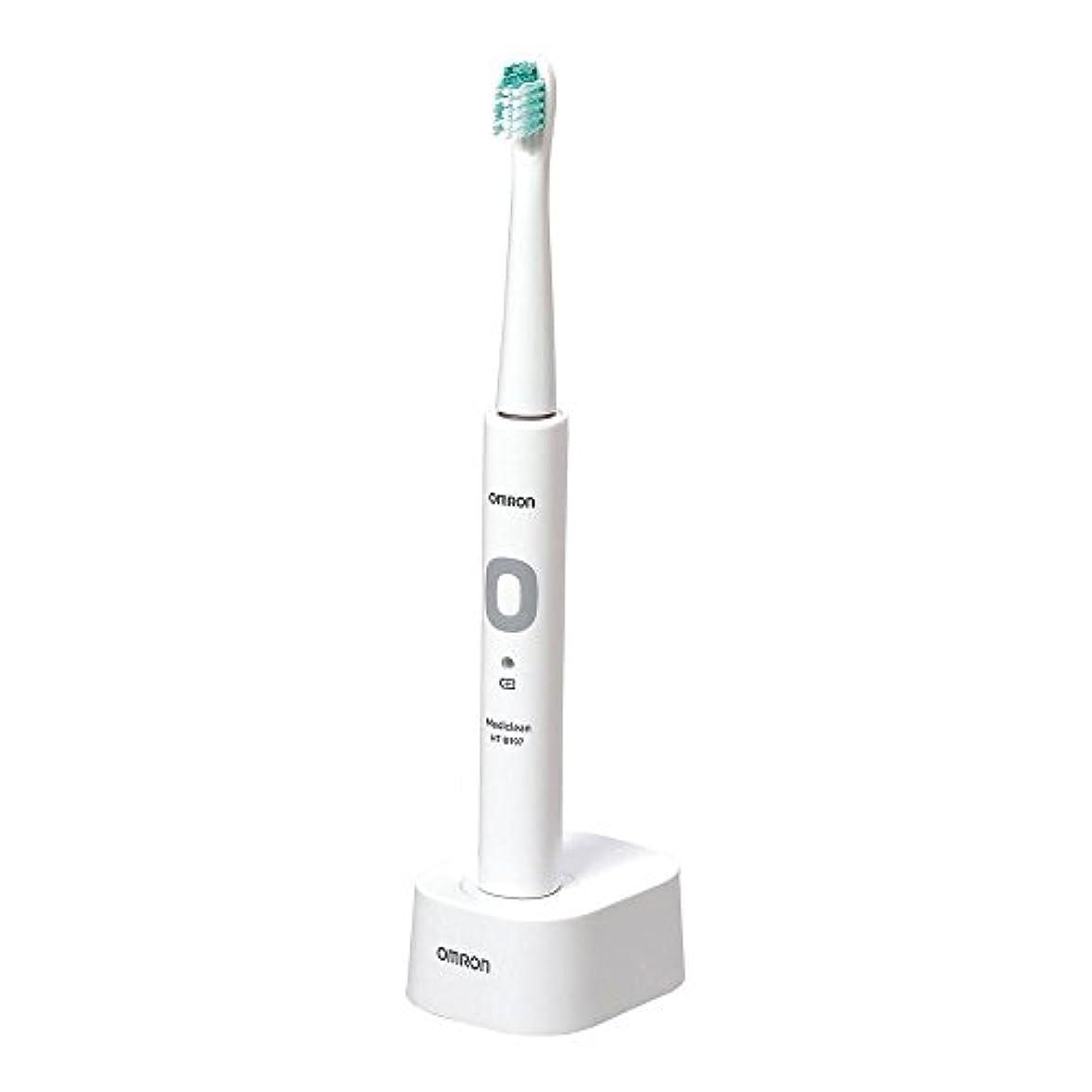 苦いウェブ化学オムロン 電動歯ブラシ 音波式 メディクリーン