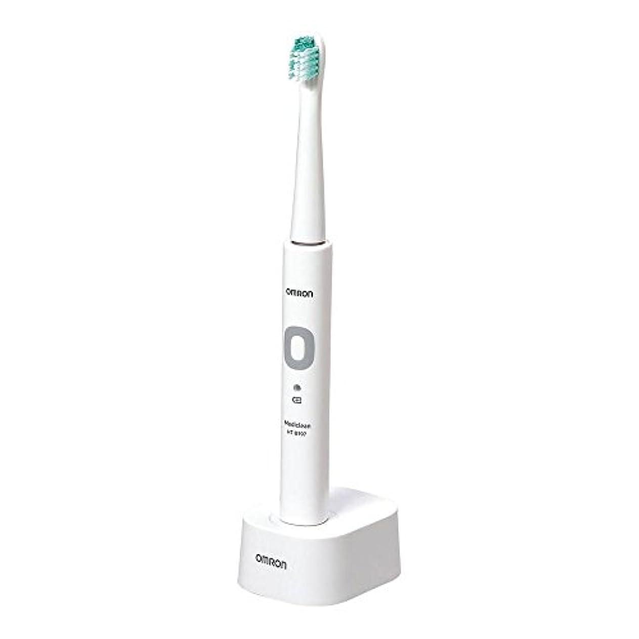 部分的にしつけ果てしないオムロン 電動歯ブラシ 音波式 メディクリーン