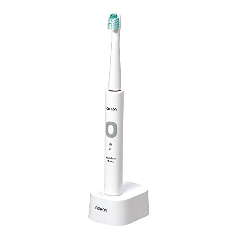 転用不定武器オムロン 電動歯ブラシ 音波式 メディクリーン