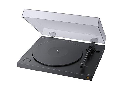 ソニー SONY ステレオレコードプレーヤー ハイレゾ・ファイルフォーマット録音保存対応 PS-HX500