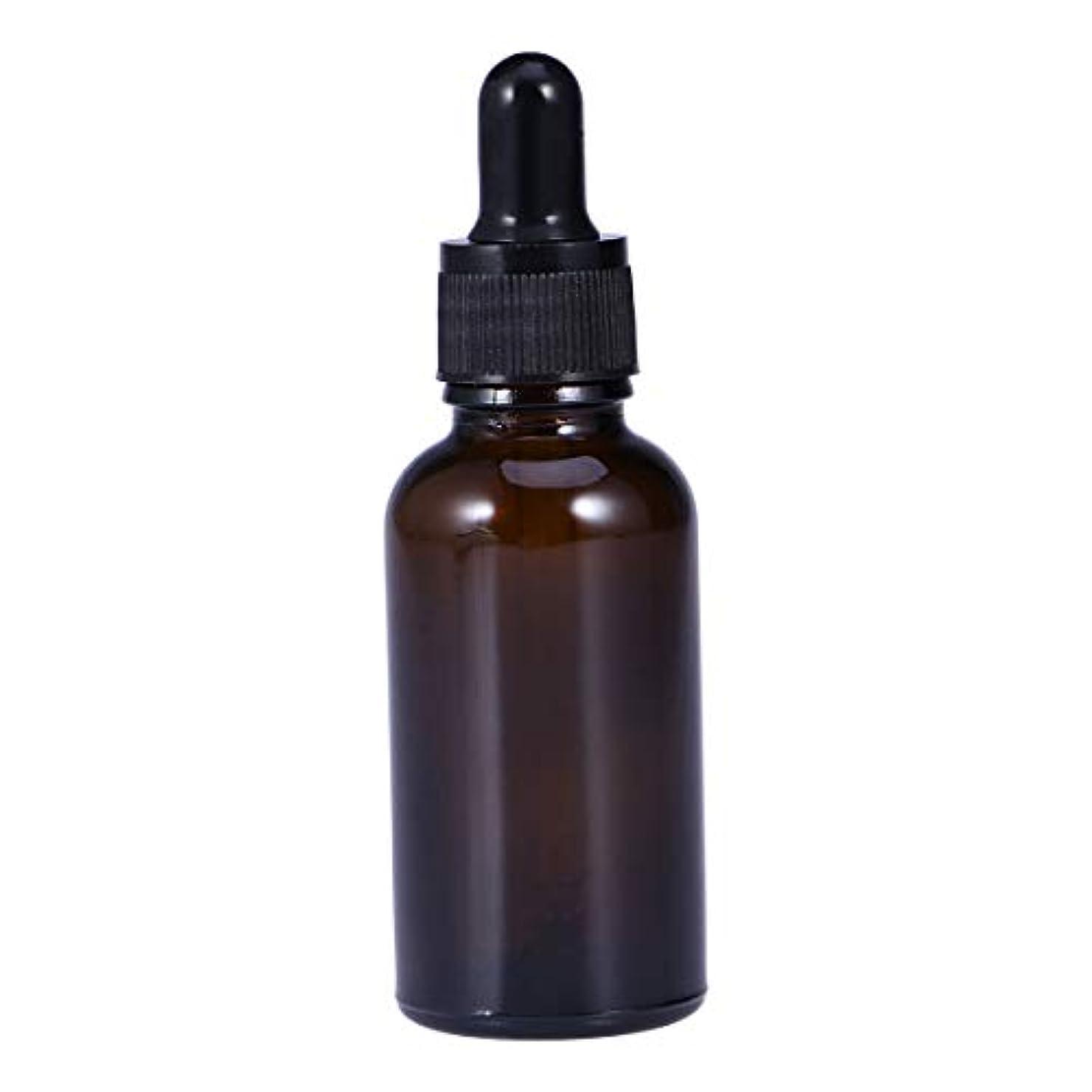 該当するフラフープ北へFrcolor 遮光瓶 スポイト遮光瓶 スポイト付き 30ml アロマボトル 保存容器 エッセンシャルオイル 香水 保存用 詰替え ガラス 茶色 5本セット