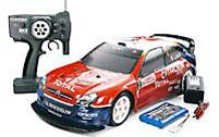 QD シトロエン クサラ WRC2004