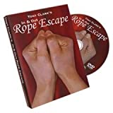 In and Out Rope Escape DVD 脱出 マジック 手品