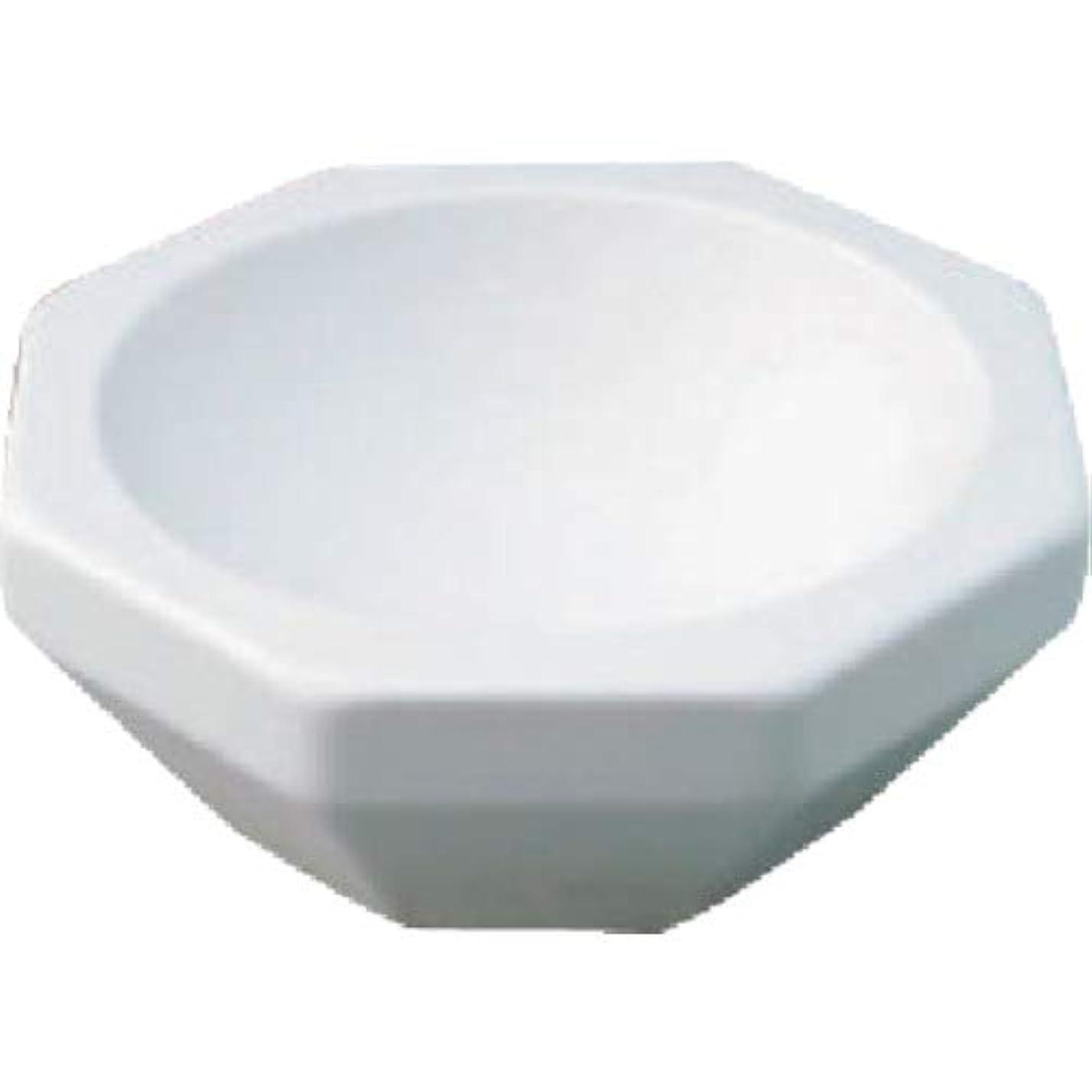 不変帳面対話レオナ 乳鉢(乳棒付)アルミナ 30mL/61-9632-22
