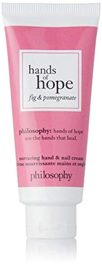谷ダウンタウンマーティンルーサーキングジュニアフィロソフィー Hands of Hope Fig & Pomegranate Hand & Nail Cream 30ml/1oz並行輸入品