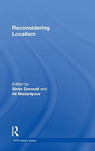 Reconsidering Localism (RTPI Library Series)