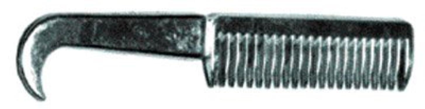 リットルラメヒョウPartrade P - Aluminum Hoof Pick Comb For Horses [並行輸入品]