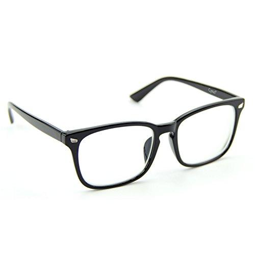 Cyxus(シクサズ) 青色光をカット近視眼鏡、UVカット[...