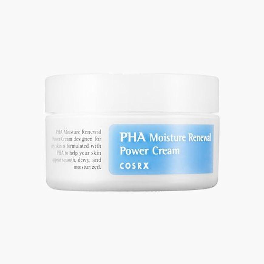 物理的な耐えられる達成COSRX [韓国コスメ COSRX] PHA モイスチャーリニューアルパワークリーム 50ml/ COSRX Moisture Renewal Power Cream 50ml [並行輸入品]