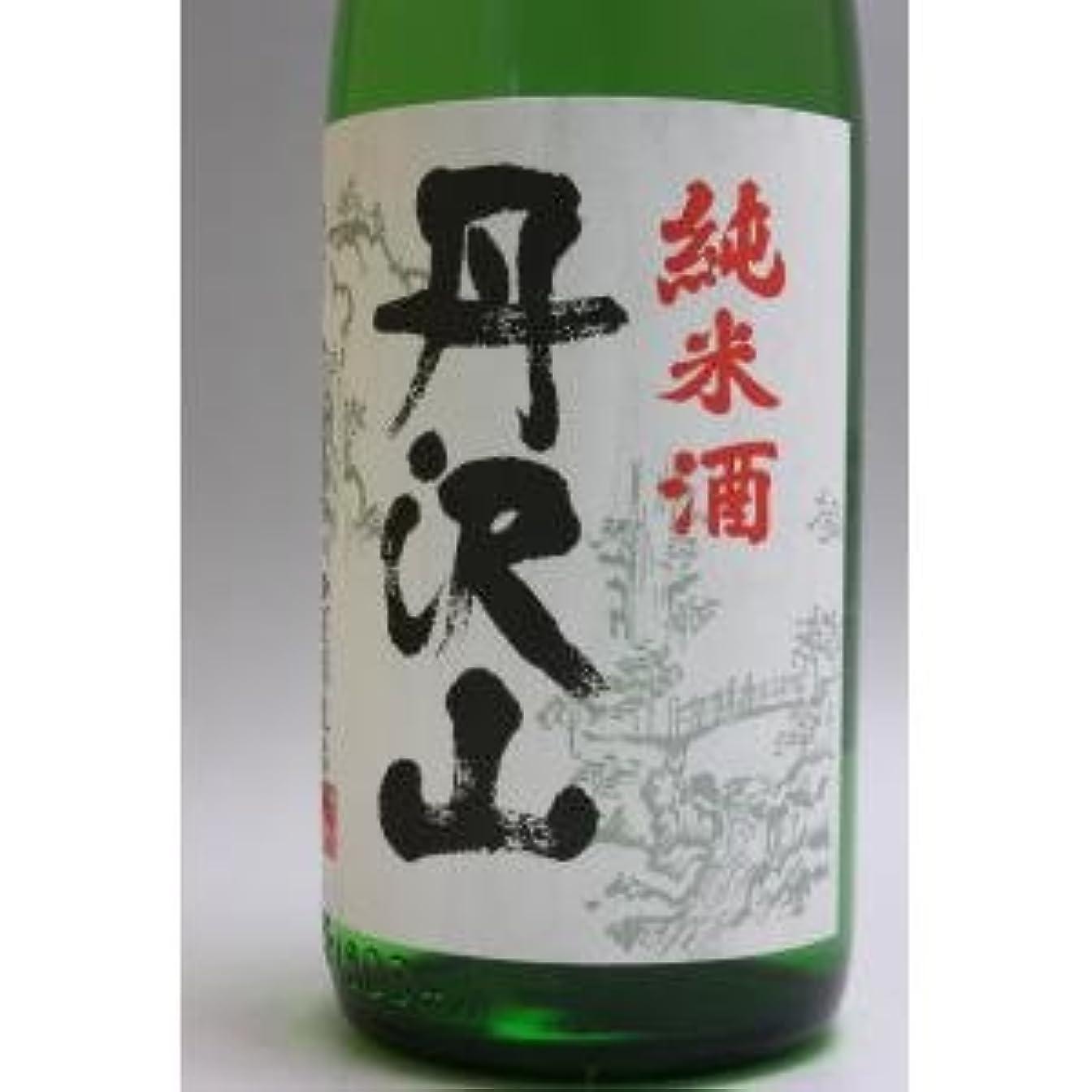 スクラップブック専門用語なしで丹沢山 吟醸造り純米酒1800ml
