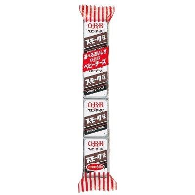 [冷蔵] QBB スモーク味ベビーチーズ 4個入×25袋