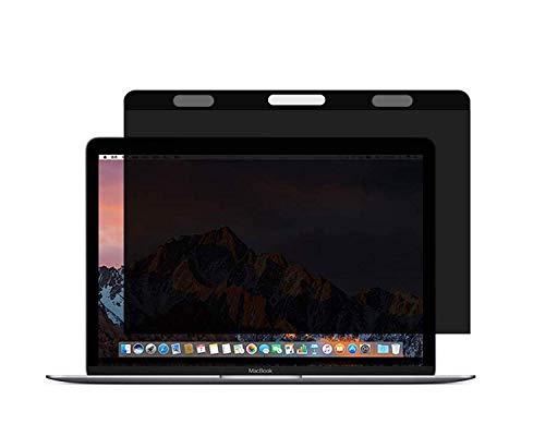 CoolPlus 覗き見防止フィルター MacBook Air13 マグネット式 着脱簡単 プライバシーフィルター 反射防止 左右30度 洗える 汚れキズ防止
