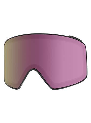 Anon(アノン) スノーボード スキー ゴーグル メンズ レンズ M4 CYLINDRICAL LENS 2018-19年モデル SONAR PINK 20449100651