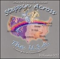 Vol. 7-Steppin Across the U.S.a.
