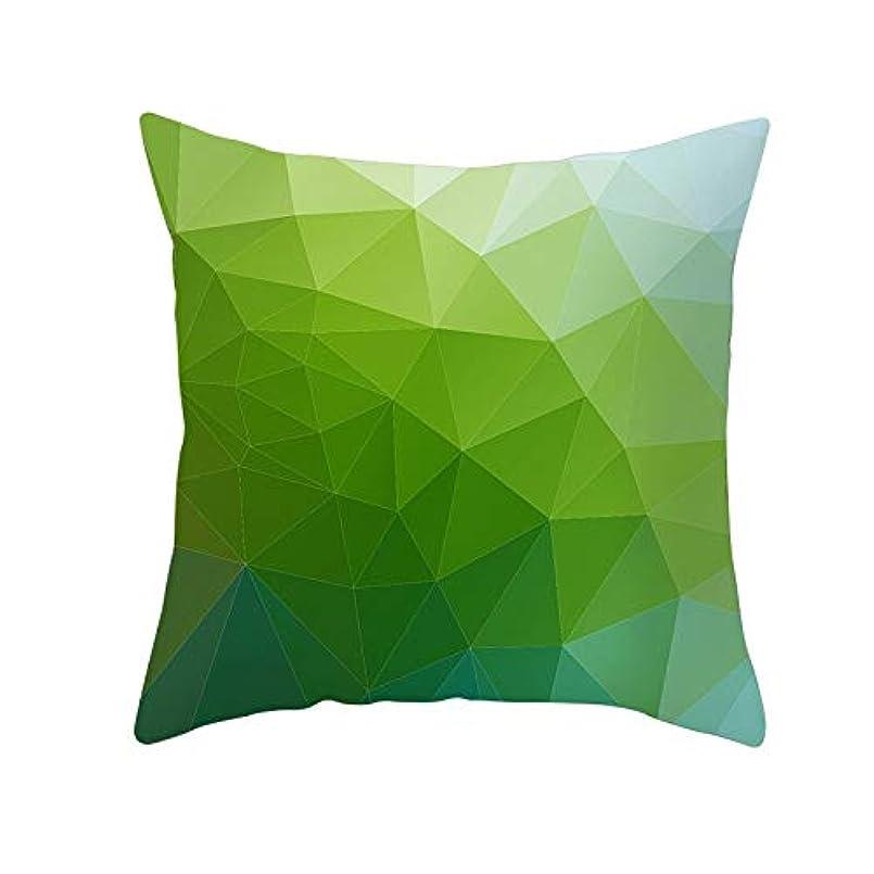 LIFE 装飾クッションソファ 幾何学プリントポリエステル正方形の枕ソファスロークッション家の装飾 coussin デ長椅子 クッション 椅子