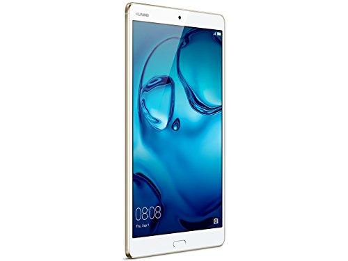 HUAWEI 8.4型タブレットパソコン MEDIAPAD M3 ゴールド※64GB/LTE プレミアムモデル M3 BTV DL09B