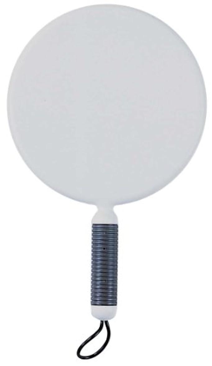 性格教え石膏リビエール ハンドミラー L Y-1203 ホワイト