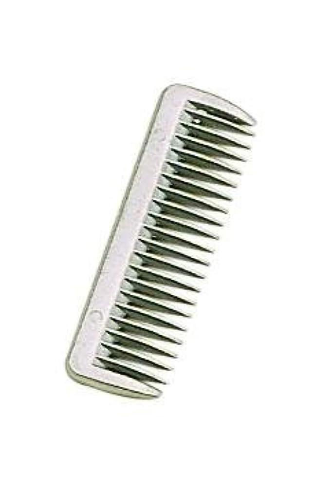 パッチ敬な数Perri's Aluminum Pulling Comb, Aluminum, One Size [並行輸入品]