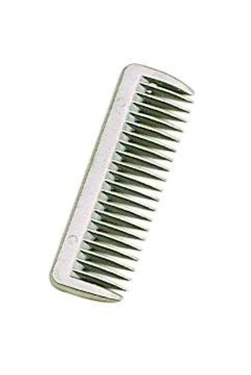 ハイライトクロストランクPerri's Aluminum Pulling Comb, Aluminum, One Size [並行輸入品]