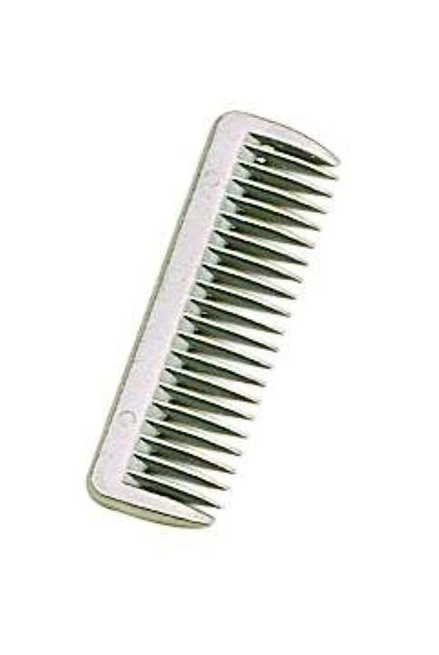永久戦術部族Perri's Aluminum Pulling Comb, Aluminum, One Size [並行輸入品]