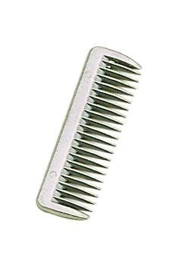 Perri's Aluminum Pulling Comb, Aluminum, One Size [並行輸入品]