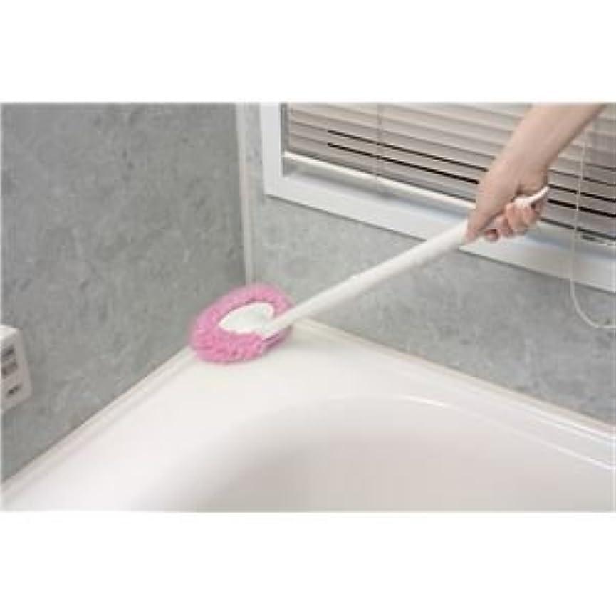 タワートークン病気のサンコー お風呂びっクリーナーPI (BO-50) ピンク