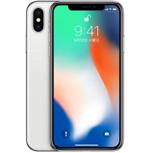 iPhone X 64GB SIMフリー  シルバー  MQAY2J/A