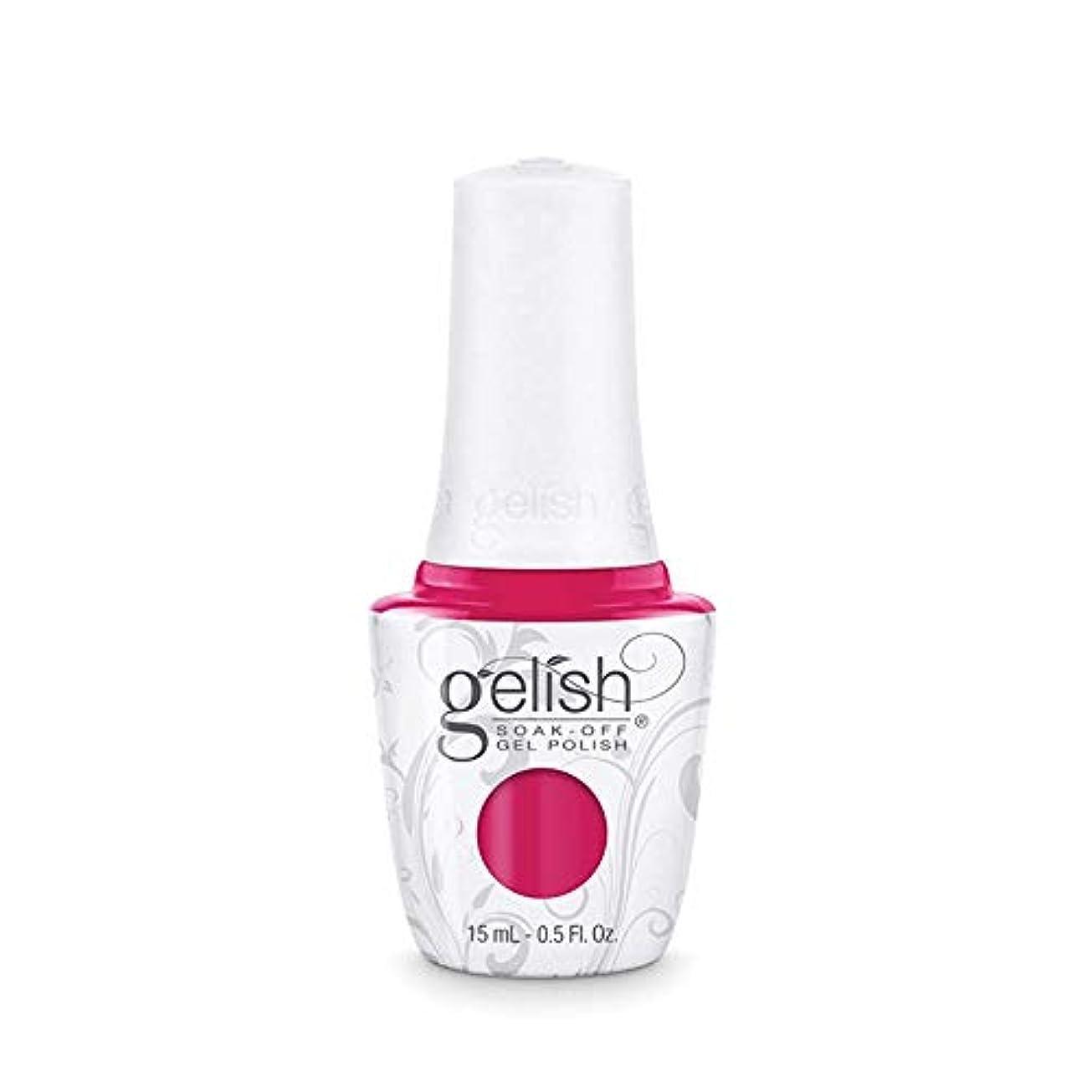オーバーフロー十左Harmony Gelish Gel Polish - Gossip Girl - 0.5oz / 15ml
