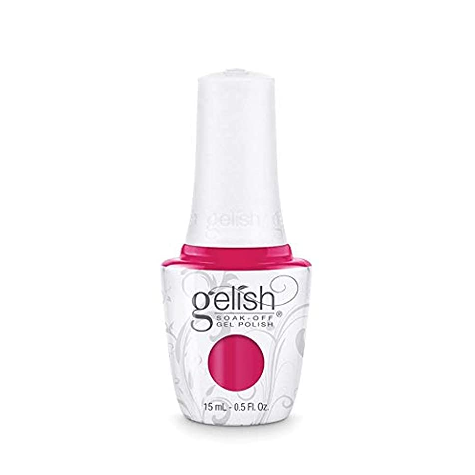 含意アプライアンス移植Harmony Gelish Gel Polish - Gossip Girl - 0.5oz / 15ml