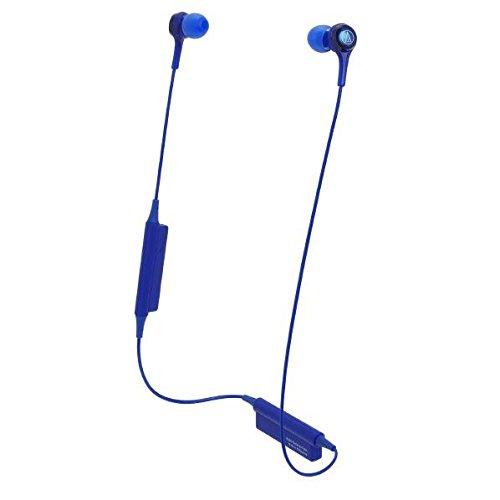 オーディオテクニカ Bluetooth対応ワイヤレスイヤホン(ブルー)audio-technica ATH-CK200BT BL