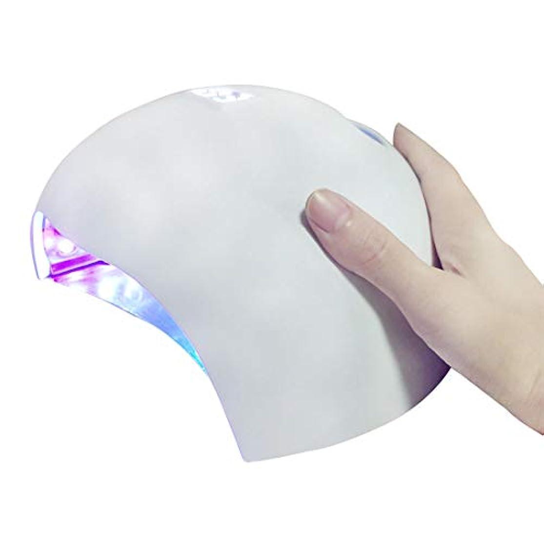 シェラックおよびゲルの釘のための専門の紫外線およびLEDの釘ランプそして釘のドライヤーの表示