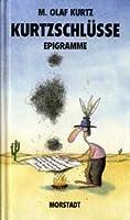 Kurtzschluesse: Epigramme
