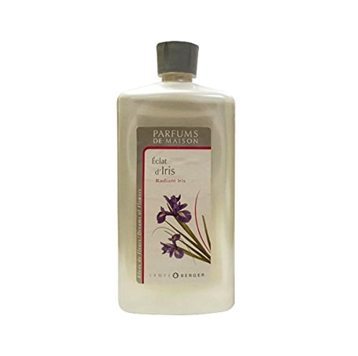 枯渇する部屋を掃除するアスリートランプベルジェオイル(アイリス)Eclat d'Iris / Radiant Iris