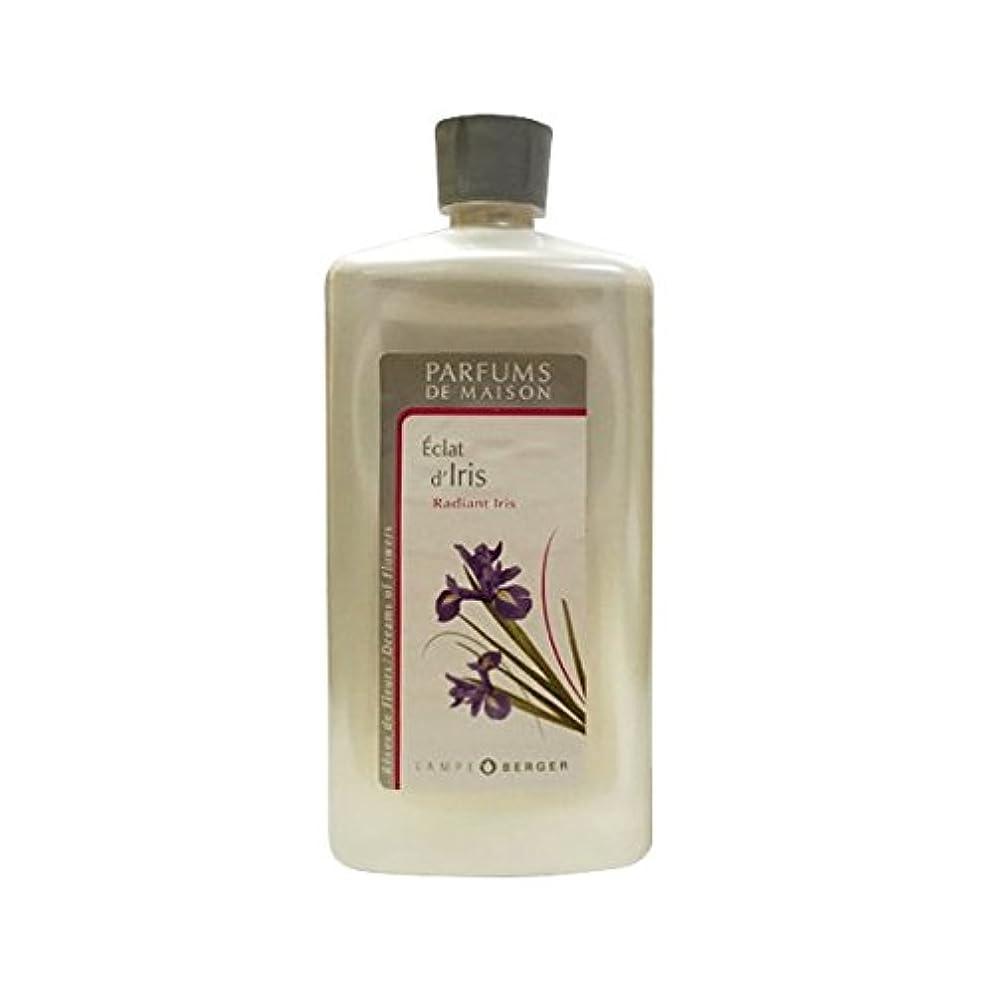 ペンダントスペル変化するランプベルジェオイル(アイリス)Eclat d'Iris / Radiant Iris