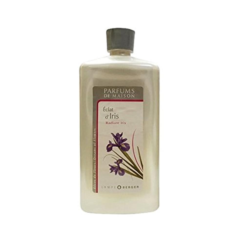 スリチンモイ斧ターゲットランプベルジェオイル(アイリス)Eclat d'Iris / Radiant Iris