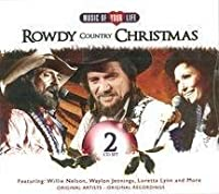 Rowdy Country Christmas by Various Artists