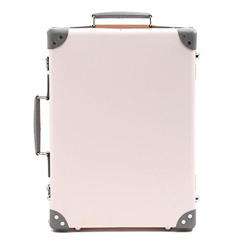 (グローブトロッター)GLOBE TROTTER スーツケース EMILIA エミリア 28L 18インチ 2輪 (チェルシーピンク) GTCNTPKGY18TC/CHELSEA PINK [並行輸入品]