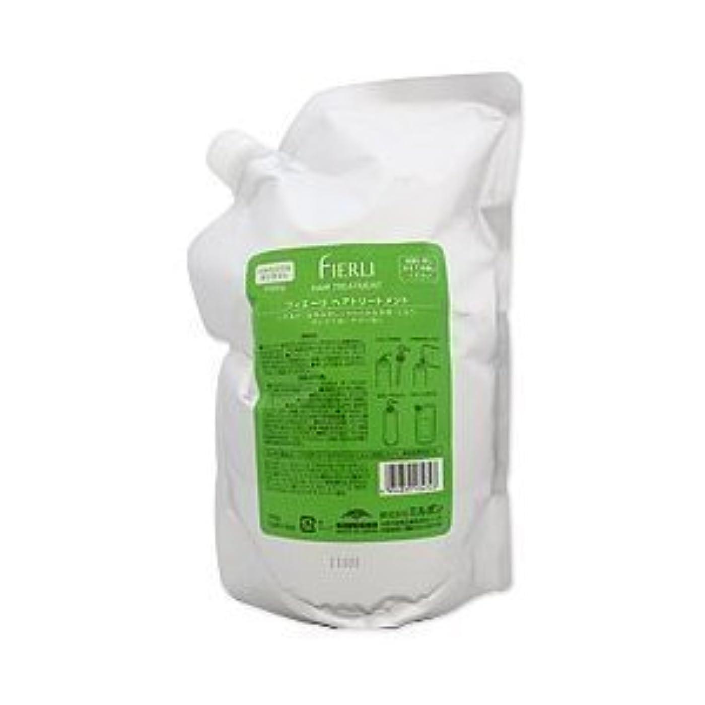鑑定周術期精緻化フィエーリ ヘアトリートメント 2.5kgパック(詰替用)
