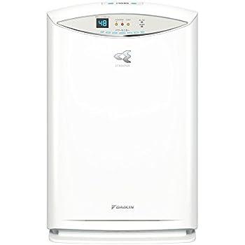 ダイキン(DAIKIN) 加湿ストリーマ空気清浄機「うるおい光クリエール」 ホワイト TCK70R-W